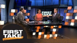 Stephen A., Max react to Dez Bryant