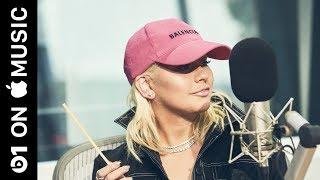 "Christina Aguilera: ""Like I Do"" featuring GoldLink | Beats 1 | Apple Music"