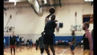 Russell Westbrook Shows Entire Thunder He Is A Summer Beast