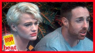 CBB's Stevi Ritchie makes Chloe Jasmine CRY with his jealousy issues
