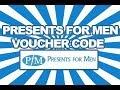 Presents for Men Discount Code, Voucher ...mp3