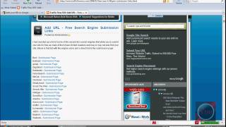 How To Submit Your WebSite To Google Search Engines-  Your URL