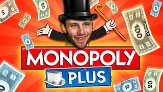 MONOPOLY PLUS: WHO IS THE BEST BUSINESSMAN?!