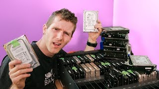 HARD DRIVE Mining? This is getting ridiculous...