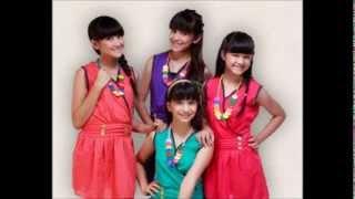 Ranking 10 Tercantik - Girlband Indonesia (winxs,Swittins,lollypop)