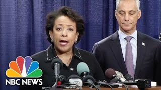Justice Department: Chicago Police Uses Unconstitutional Excessive Force | NBC News