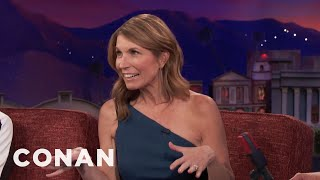 Why Nicolle Wallace Is A Non-Practicing Republican  - CONAN on TBS