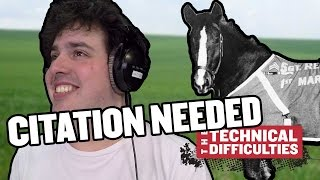 Sergeant Reckless and Terry Google: Citation Needed 3x03