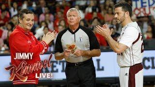 Kimmel vs Cruz - Blobfish Basketball Classic