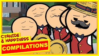 Cyanide & Happiness Compilation - #20