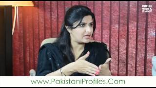 Pakistani Profiles - Kausar Amir - Part 1