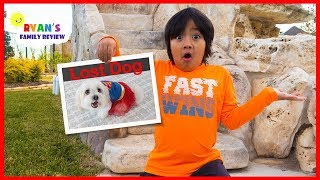 Our Dog Ran away on Thanksgiving Day!!!!