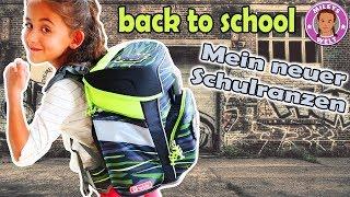 BACK TO SCHOOL - Mileys neuer Schulranzen HAUL - wie packe ich richtig ? | Mileys Welt