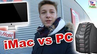 iMac oder PC ? |  Neuer Computer für Max | Vlog TipTapTube
