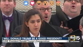 LIVE: The Inauguration of Donald J. Trump - FULL