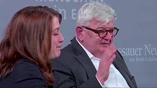 "Joschka Fischer: ""Neigung zum Bürgerkrieg"" in den USA"