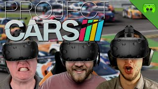 NOCH INTENSIVER 🎮 Project Cars VR #1