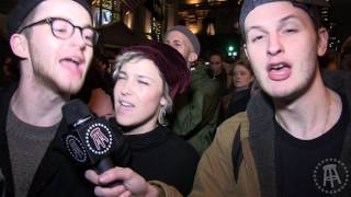 Protest at Trump Tower - Election 2016
