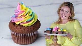 How To Frost Cupcakes Ft. My Cupcake Addiction