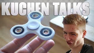 Die Fidget Spinner ft. TrollwutTV - Kuchen Talks #217