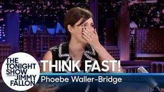 Think Fast! withPhoebe Waller-Bridge