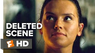 Star Wars: The Force Awakens Deleted Scene - Unkar Arm (2016) - Daisy Ridley Movie