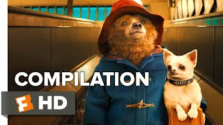 Paddington 2 ALL Trailers + Clips (2018)   Movieclips Trailers