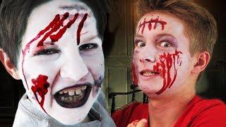 Gruseliges Halloween Make Up Tutorial 👻 🎃  TipTapTube