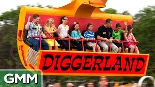 Strangest Amusement Park Attractions