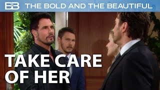 The Bold and the Beautiful / Veiled Threats