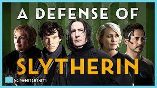 Harry Potter: A Defense of Slytherin