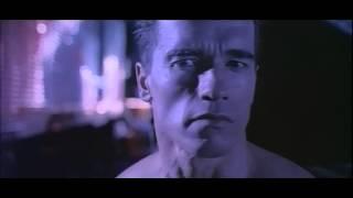 Terminator 2 - VCL DVD - Bar Scene [german dub]