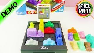 RUSH HOUR! WIR HASSEN STAUS! Denk- und Logikspiel Deutsch - Zu schwer für Kaan? Spiel mit mir