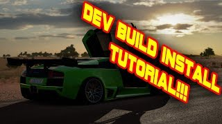 [08/31/17] Forza Horizon 3 Developer Version Install Tutorial!