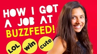 How I Got My Job At BuzzFeed | Michelle Khare