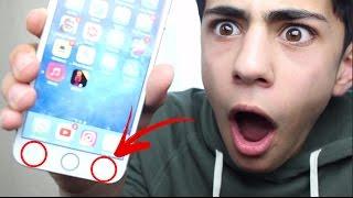 GEHEIME IPHONE KNÖPFE !!! 😲😍 *LIFE HACKS die Du KENNEN MUSST!*