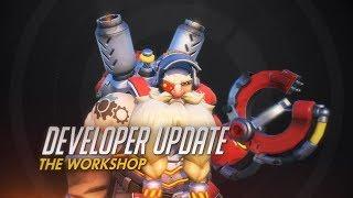 Developer Update | The Workshop | Overwatch