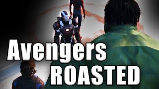 Avengers in the HOOD teaser (ft. ITSREAL85 and PettyGang Gaming)