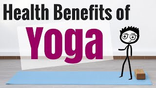 Health Benefits of Yoga: 10+ Benefits Showing Why Yoga is Good For You