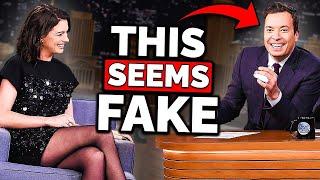 Why Jimmy Fallon Seems Fake
