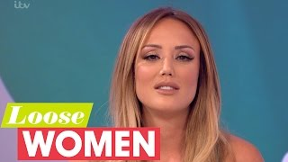 Charlotte Crosby Gets Questioned By Janet Street-Porter About Her Surgery | Loose Women