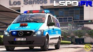 « FLUGHAFEN-SICHERHEIT! » - GTA 5 LSPD:FR #127 - Deutsch - Grand Theft Auto 5 LSPDFR
