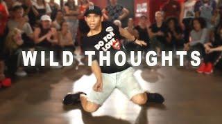 """WILD THOUGHTS"" - DJ Khaled & Rihanna Dance | GABE DE GUZMAN Solo (@MattSteffanina Choreography)"
