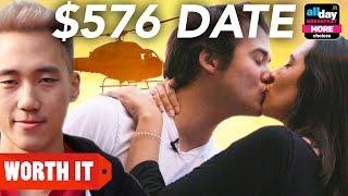 $12 Date Vs. $576 Date // Sponsored By McDonald's All Day Breakfast