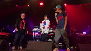 """Logic - """"Gang Related"""" Glasgow Father vs. Son Rap Battle #EverybodysTour"""