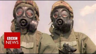 100 years of chemical weapons - BBC News