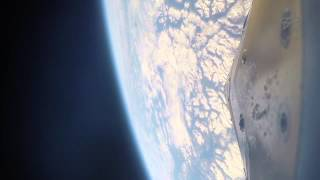 Dizzying Up And Down Rocket Flight Captured By On-Board Cam   Video