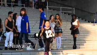 FLASH MOB in Japan -ArianaGrande-