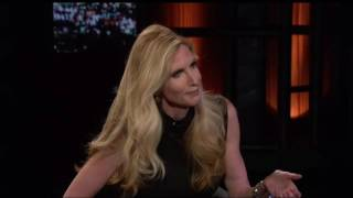 Ann Coulter: In Trump We Trust | Real Time with Bill Maher (HBO)