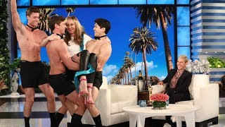 Ellen Celebrates Allison Janney